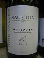 VOUVRAY SAUVION 750ml