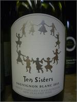 TEN SISTERS SAUVIGNON BLANC MARLBOROUGH SINGLE VINEYARD 750ml