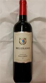 BELGRANO MALBEC 750ml