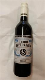NUGAN ESTATE THIRD GENERATION SHIRAZ 750ml