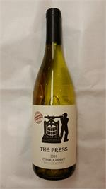 THE PRESS CHARDONNAY MENDOCINO 750ml