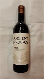 ANCIENT PEAKS  MERLOT 750ml