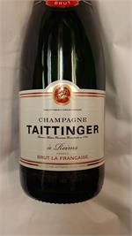 TAITTINGER BRUT  NV LA FRANCAISE 750ml