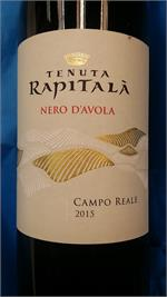 RAPITALA NERO D'AVOLA 750ml