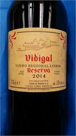 VIDIGAL RESERVA 750ml