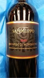 BRUNELLO DI MONT. SAN FILIPPO 2010 WA93 WS93 750ml
