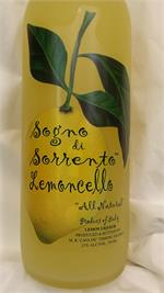 SOGNO DI SORRENTO LEMONCELLA 750ml
