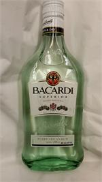 BACARDI SILVER 375ml