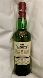 GLENLIVET     12 YRS. 86 PRF 375ML 375ml