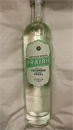 PRAIRIE CUCUMBER VODKA 750ml