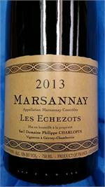 MARSANNAY CHARLOPIN ECHEZOTS 750ml