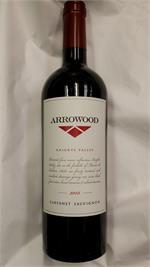 ARROWOOD CABERNET SAUVIGNON KNIGHTS VALLEY 750ML