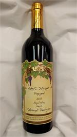 NICKEL & NICKEL CABERNET CC RANCH 2014 750ml