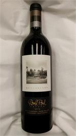 ROUND POND RUTHERFORD CABERNET WA92 VM92 750ml