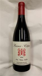BREWER-CLIFTON PINOT NOIR STA. RITA HILLS 2014 WS91 WA91 750ml