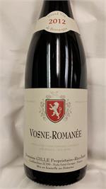 VOSNE-ROMANEE GILLE 2012 750ml