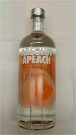 ABSOLUT PEACH 1 L