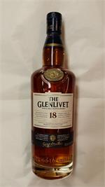 GLENLIVET     18 YRS. 750ml