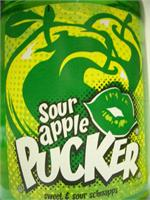 DEKUYPER PUCKER SOUR APPLE 750ml