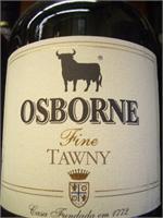 OSBORNE FINE TAWNY 750ml