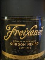 FREIXENET CORDON NEGRO BRUT 750ml