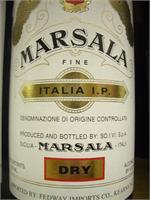 NANDO DRY MARSALA 750ml