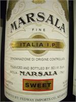 NANDO SWEET MARSALA 750ml