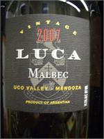 LUCA MALBEC 750ml