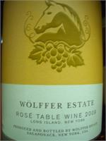 WOLFFER ESTATE ROSE 750ml