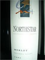 NORTHSTAR MERLOT WS90 2008 WALLA WALLA 750ml