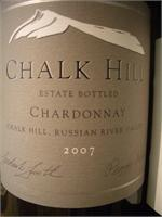 CHALK HILL PINOT NOIR 750ml