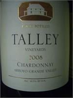 TALLEY CHARDONNAY ARROYO GRANDE VALLEY 750ml
