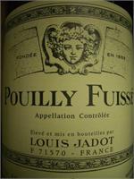 LOUIS JADOT  POUILLY-FUISSE 750ml
