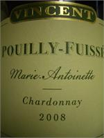 POUILLY-FUISSE VINCENT 750ml