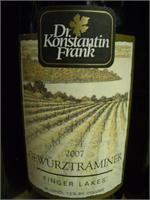 DR. FRANK GEWURZTRAMINER 750ml