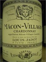 LOUIS JADOT MACON-VILLAGES 750ml