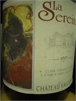 CHT. VALCOMBE LA SEREINE 1997 750ml
