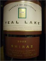 TEAL LAKE SHIRAZ 750ml