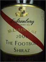 D'ARENBERG FOOTBOLT SHIRAZ 750ml