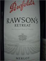 PENFOLDS RAWSON MERLOT 750ml