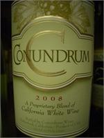 CONUNDRUM CAYMUS WHITE WINE 750ml