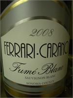 FERRARI-CARANO FUME BLANC 750ml