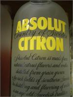 ABSOLUT CITRON 1 L