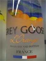 GREY GOOSE VODKA  L'ORANGE 1 L