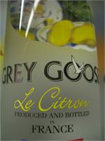 GREY GOOSE VODKA LE CITRON 1 L