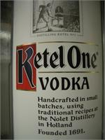 KETEL ONE DUTCH VODKA 1 L