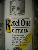 KETEL ONE DUTCH VODKA CITROEN 1 L