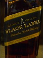 JOHNNIE WALKER BLACK 1 L