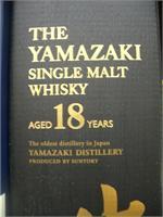 YAMAZAKI 18 YR SINGLE MALT 750ml