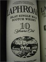 LAPHROAIG MALT 10YRS 750ml